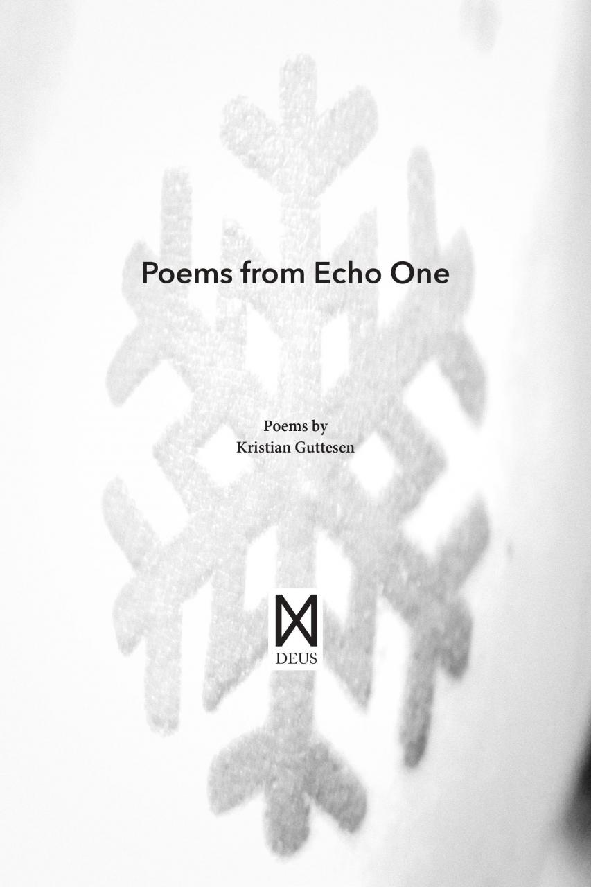 Poems from Echo One