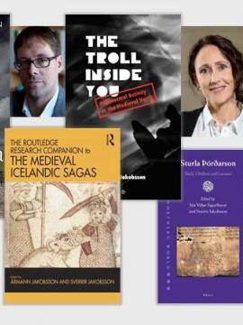 Books on Icelandic Medieval Literature