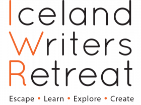 Iceland Writers Retreat logo