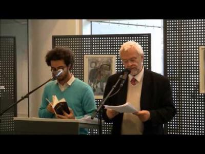 Embedded thumbnail for Mazen Maarouf: Two poems